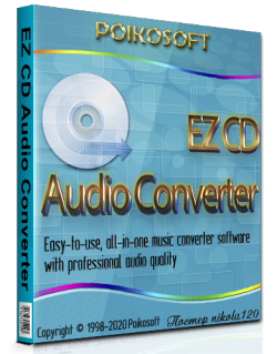 EZ CD Audio Converter 9.1.0.1 (x86) RePack by KpoJIuK