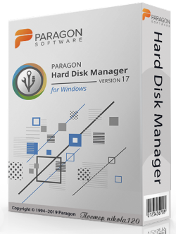 Paragon Hard Disk Manager Advanced 17.4.0 + BootCD Repack by elchupacabra